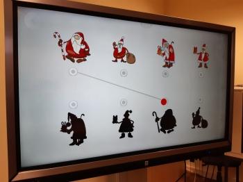 Monitor interaktywny AVtek 02