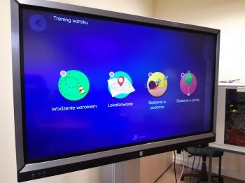Monitor interaktywny AVtek 01