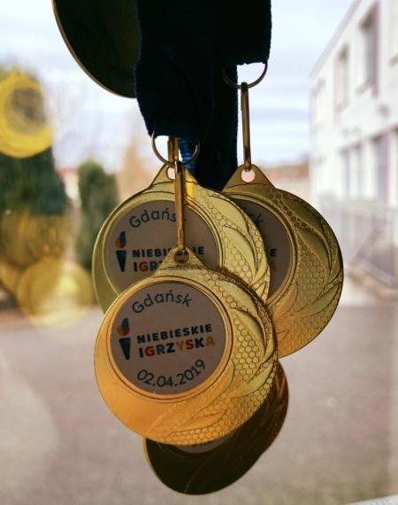 Niebieskie Igrzyska organizowane przez IWRD