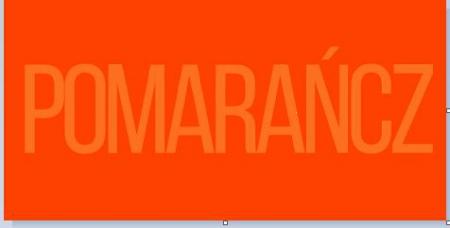 Dzień Koloru Pomarańczowego
