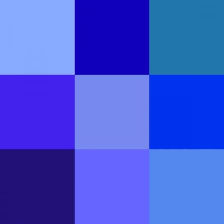 Dzień  Koloru Niebieskiego
