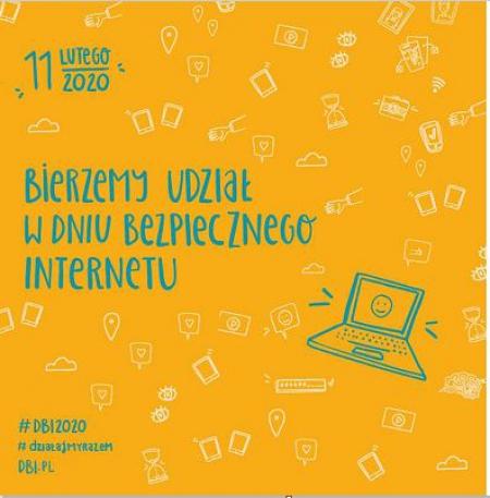 Dzień Bezpiecznego Internetu - 11.02.2020
