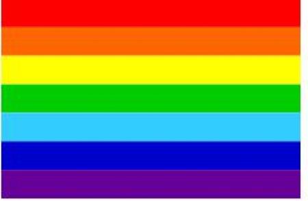 2 marca (poniedziałek) - wszystkie kolory tęczy!